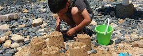 Kumdan Kaleler Yapabilirsiniz