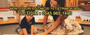 Montessori Eğitmen Eğitimi 74.Eğitim İle Devam Ediyor.
