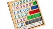 Montessori Banka Oyunu