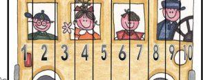 Sayı sıralama puzzleleri
