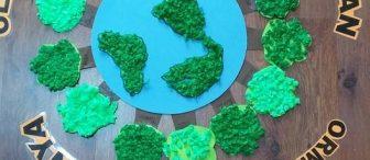 Susuz orman ,ormansız dünya olmaz projesi