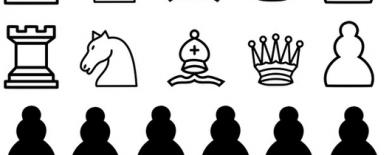Satranç Boyama Sayfası Arşivleri Okul öncesi Etkinlikleri