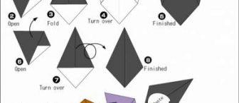 Origami Kaplumbaga
