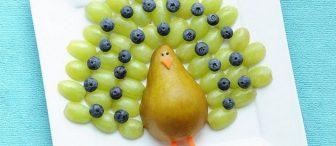 Yiyeceklerden eğlenceli ve görsel sanat etkinlikleri :)