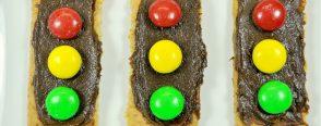 Lezzetli trafik ışıkları :)