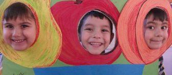 """Yerli malı meyvelerimiz """"çerçeve"""""""