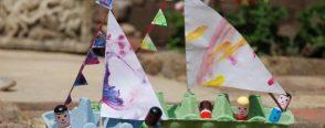 Okul öncesi denizci hikayesi ,orff ve sanat etkinliği